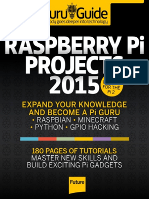 Raspberry Pi Projects | Secure Digital | Operating System