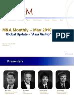 Corum Software M&a Webinar - Global Briefing and Asia Rising Report - May 5 2010