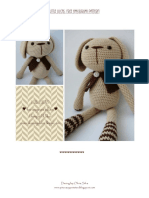 Little Lucas Amigurumi Pattern in English