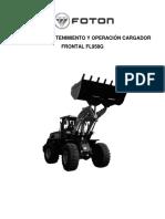 Manual Mantenimiento Cargador FL958G (Escala de Gris)