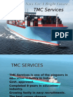 TMCShipping Courses Under Merchant Navy