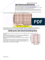 Electrocardiograma normal y patentes patologicas ECG