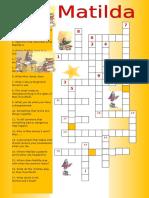 20823 Matilda Crossword