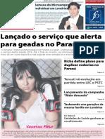 Jornal União - Edição de 04/05 a 10/Maio de 2016