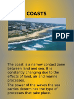 Coasts Ppt for Year 11