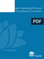 Swimming Pool and Spa Advisory Doc