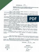 Lista secțiilor de votare pentru alegerile locale la Iași