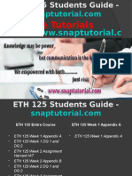 ETH 125 Slingshot Academy/snaptutorial
