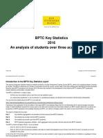 BPTC Report