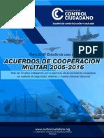 Venezuela_acuerdos de Cooperacion II Estudio