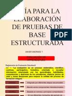 Pruebas de Base Estructurada1