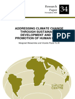 RP34 Climate Change Sustainable Development and Human Rights En