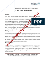 17 Impedance Model-Based SSR Analysis for TCSC Compensated Type-3 Wind Energy Delivery Systems