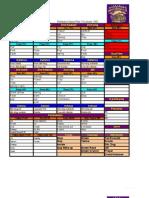 D game plan