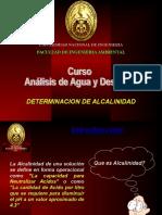 Exposicion de Alcalinidad