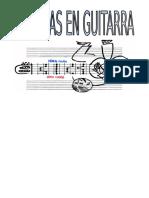 Formulas de Escalas Musicales