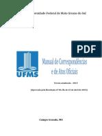 Manual de Correspondencia e Atos Oficiais