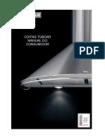 Manual Coifas Tubo Ar