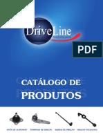 Catalogo Driveline 2015-01-12