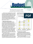 The Federal Government in 2040, Cato Tax & Budget Bulletin
