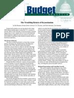 The Troubling Return of Keynesianism, Cato Tax & Budget Bulletin