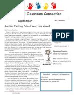 cg classroom connection