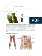 Yoga International - 7 Poses to Soothe Sciatica