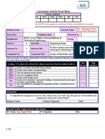 Assigment 2 Prepare a Final Design Report