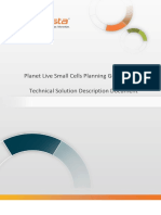 InfoVista Live Small Cell Planning for Ericsson LTE