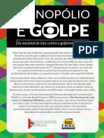 Monopolio É Golpe 05/05/16