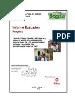 Evaluacion Bolivia AyudaEnAccion