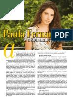 Paula Fernandes - Revista ZZZ