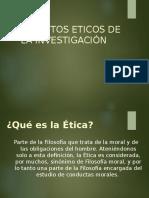 6 Etica de La Investigacion