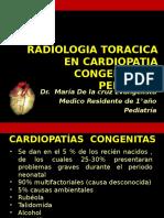 Diagnóstico Por Imagen - Cardiopatias Congénitas