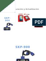 Actualizacion x100  Skp900  Launch431pro