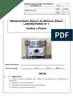 Laboratorio de Motores Diesel