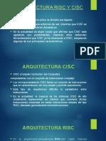 Arquitectura Cisc, Risc