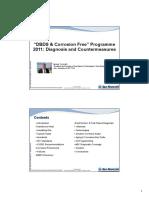 SEA MARCONI DBDS Corrosion en Trafos Diagnosticos