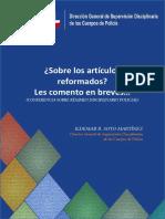 Comentarios a La Reforma, LEFPol - 2015