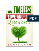 30 Timeless Lessons