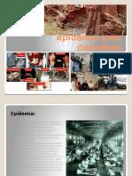 Epidemia Post Desastres
