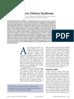 Acute Respiratory Distress Syndrome 1