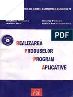 Mihalca Uta-Realizarea Produselor Program Aplicative
