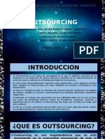 Outsourcing Final