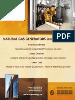 SAGE Energy - Generators