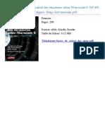 Bases de Calcul Des Structures Selon Jean Armand Calgaro Haig Gulvanessian Id44804