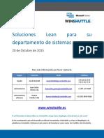 Winshuttle Webinar Soluciones Lean Para Su Departamento de Sistemas QA1