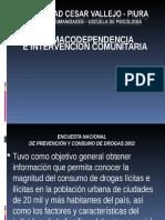 Farmaco Dependencia