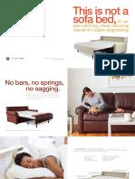 Sofa Brochure
