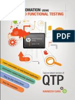 Test Automation Using Unified Functional Testing Preview